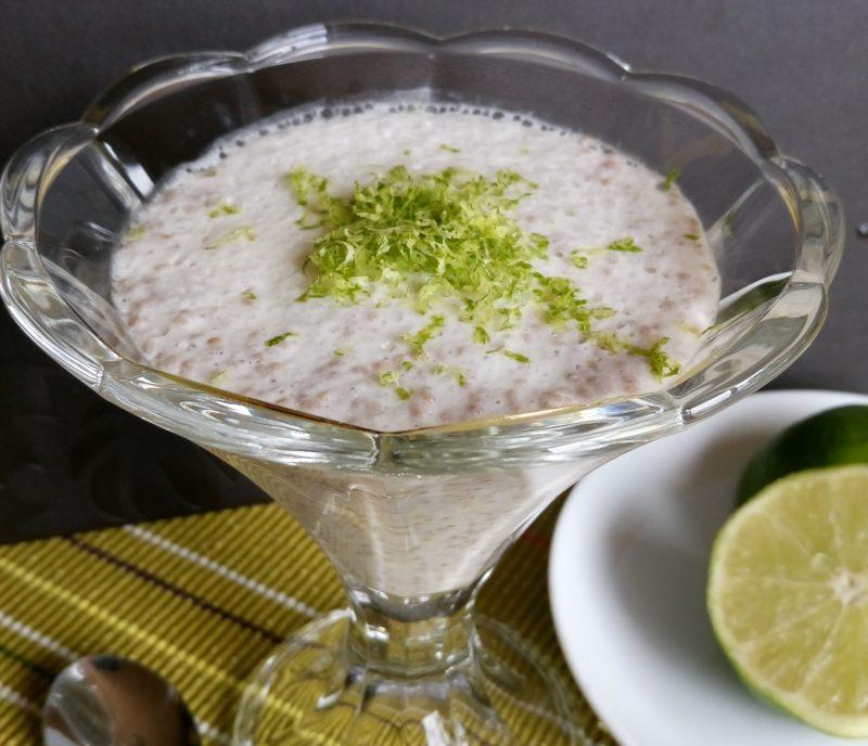 Lime syllabub recipe