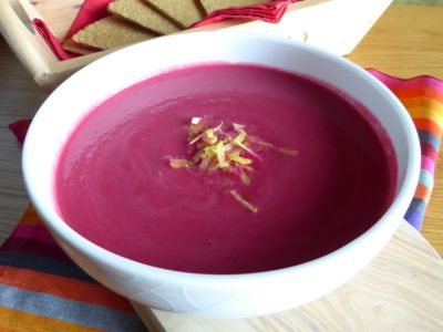 beetroot and pumpkin soup recipe by nutritionist