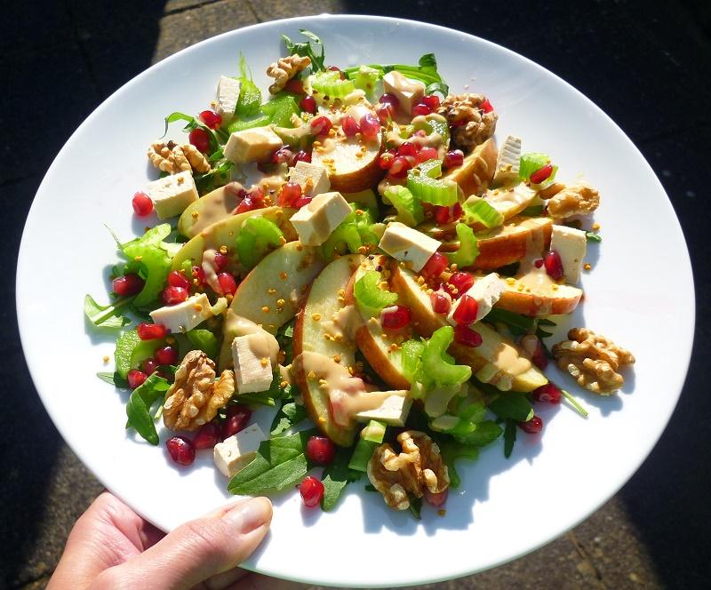 Waldorf recipe by nutritionist Sarah Kekus