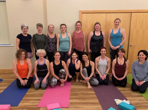 1 Day Yoga Retreat Group