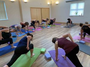 Liquid flow yoga