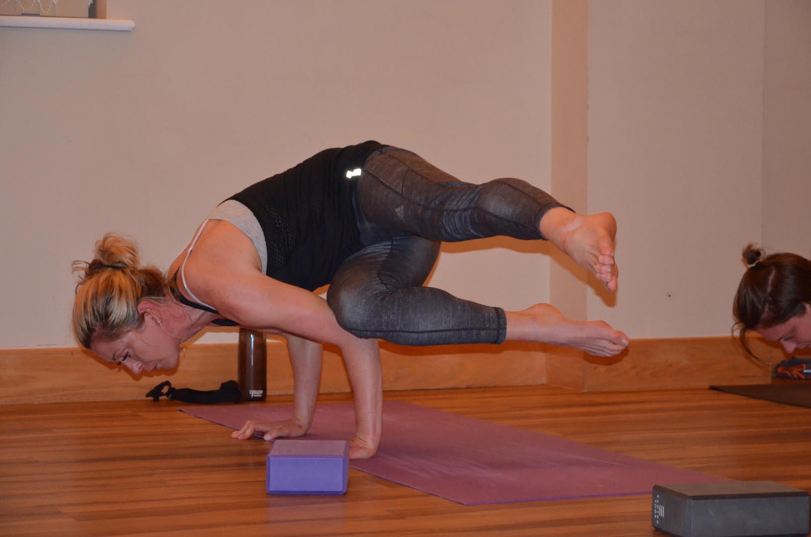 Yoga Refine & Play workshop