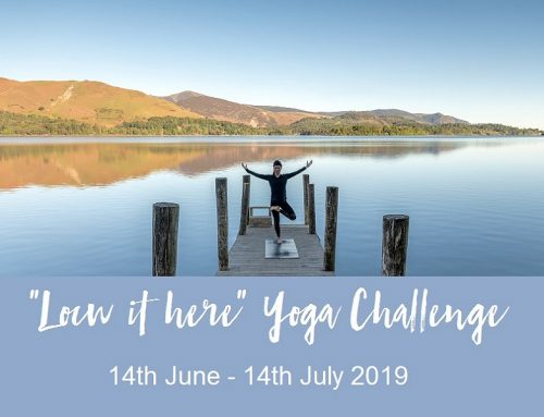 """Love it Here"" Yoga Challenge"