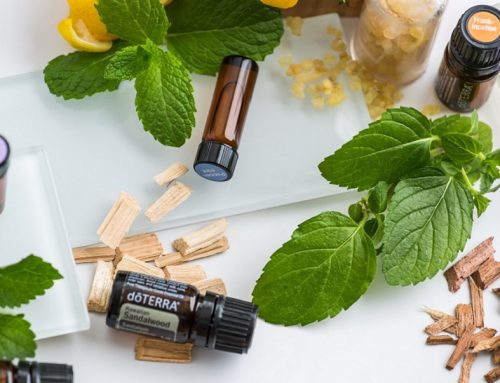 "doTERRA ""Make & Take"" Class"