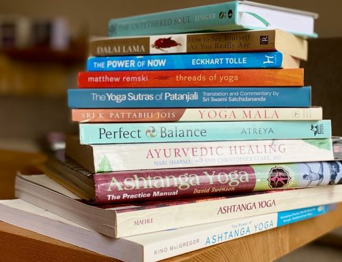 From My Bookshelf – Yoga