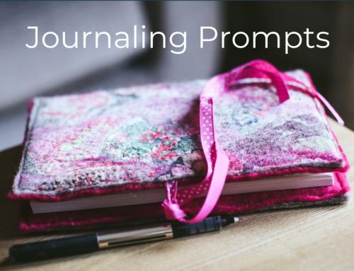 Journaling for Wellness