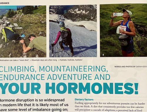 Sport & Your Hormones – part 1