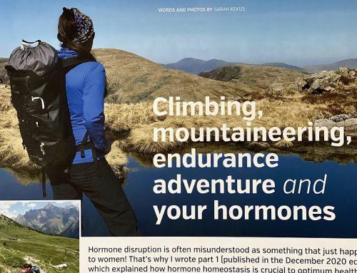 Sport & Your Hormones – Part 2